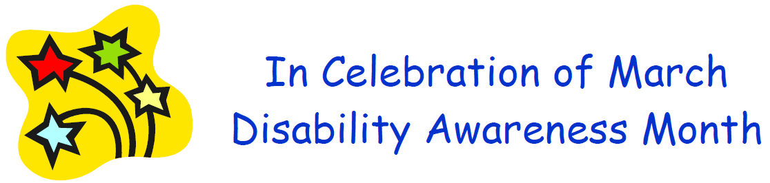 Celebrate People of ALL Abilities!