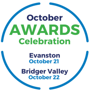 October Awards Celebration