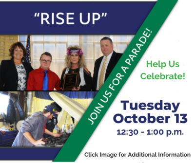 Rise Up to Celebrate Disability Inclusion
