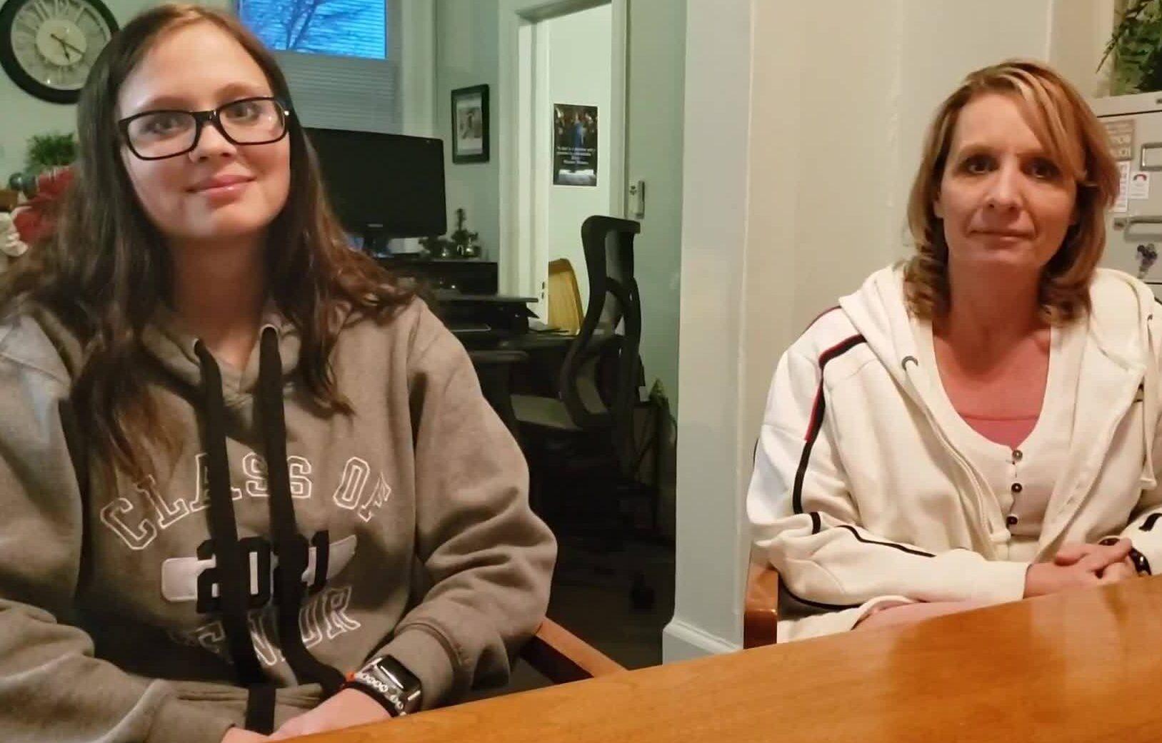 Mentor Match:  Crystalynn & Shania